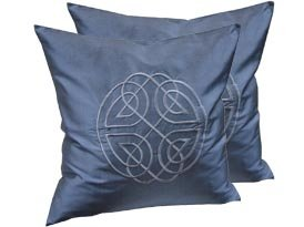 Celtic home decor pillow case