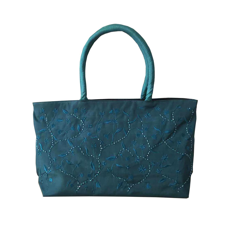 Dark Turquoise Bag