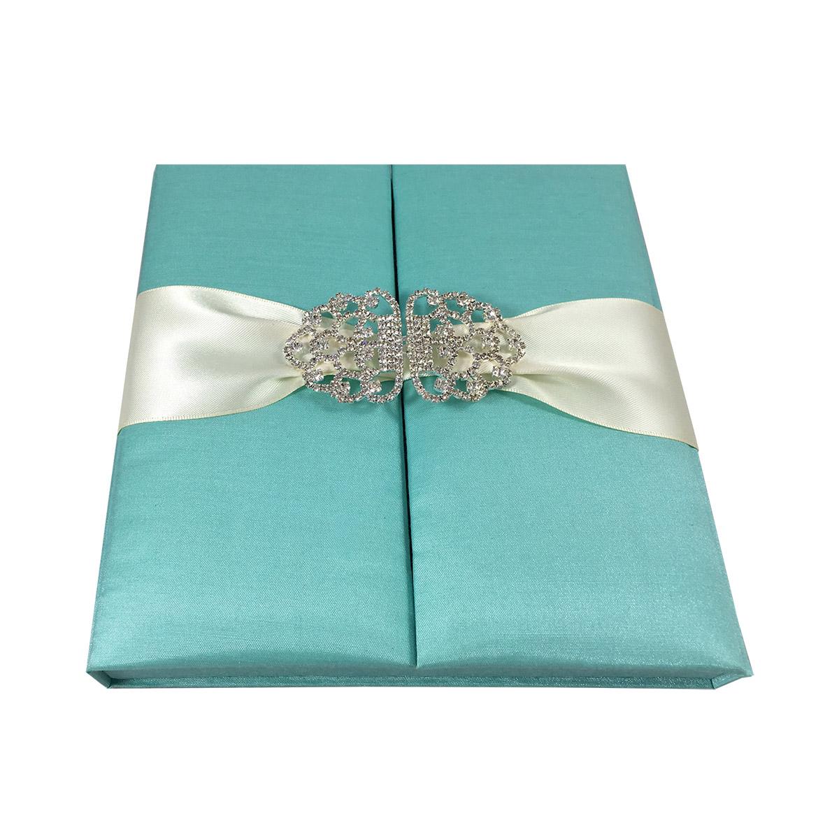 Luxury Tiffany Wedding Box