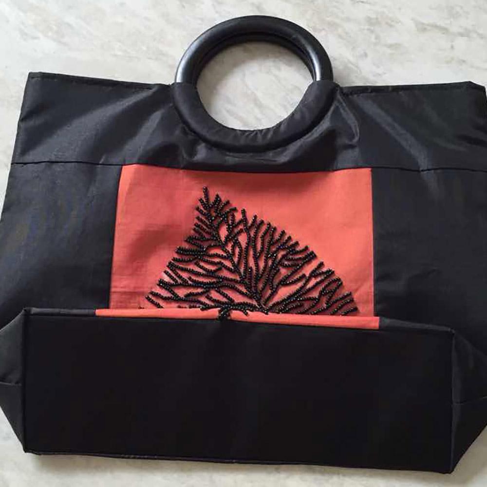 silk bag