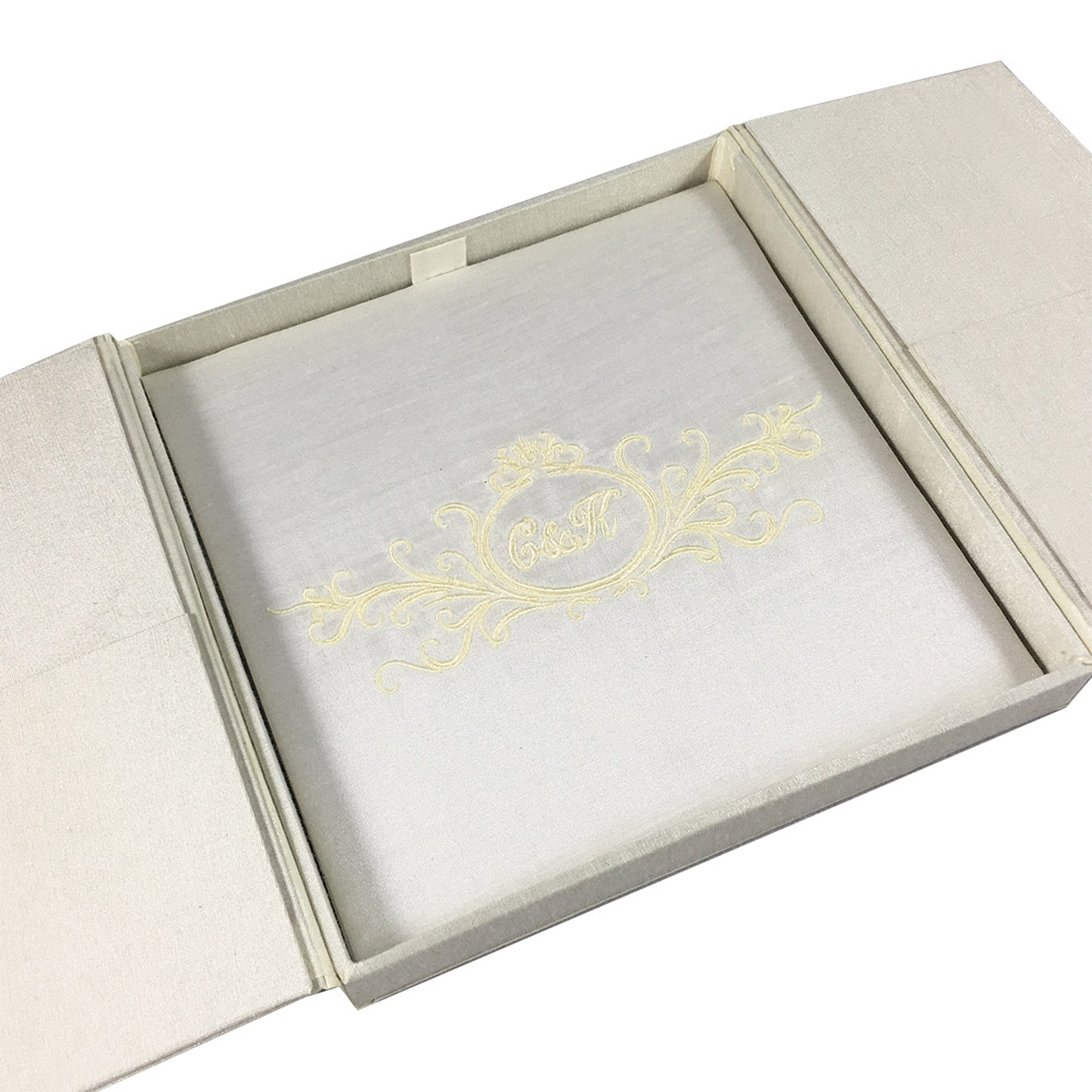 Gatefold box