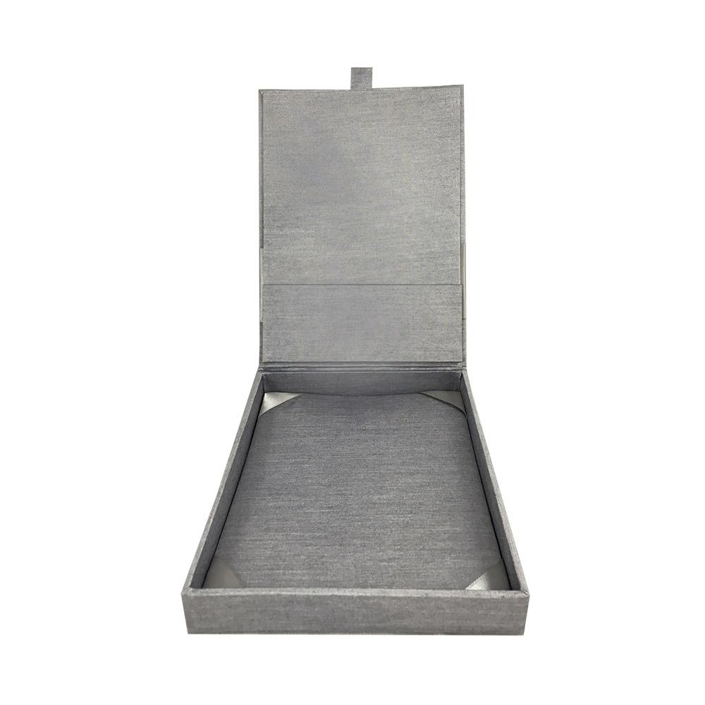 silver baptism box