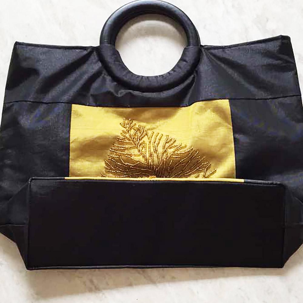 Vietnam Silk Handbag