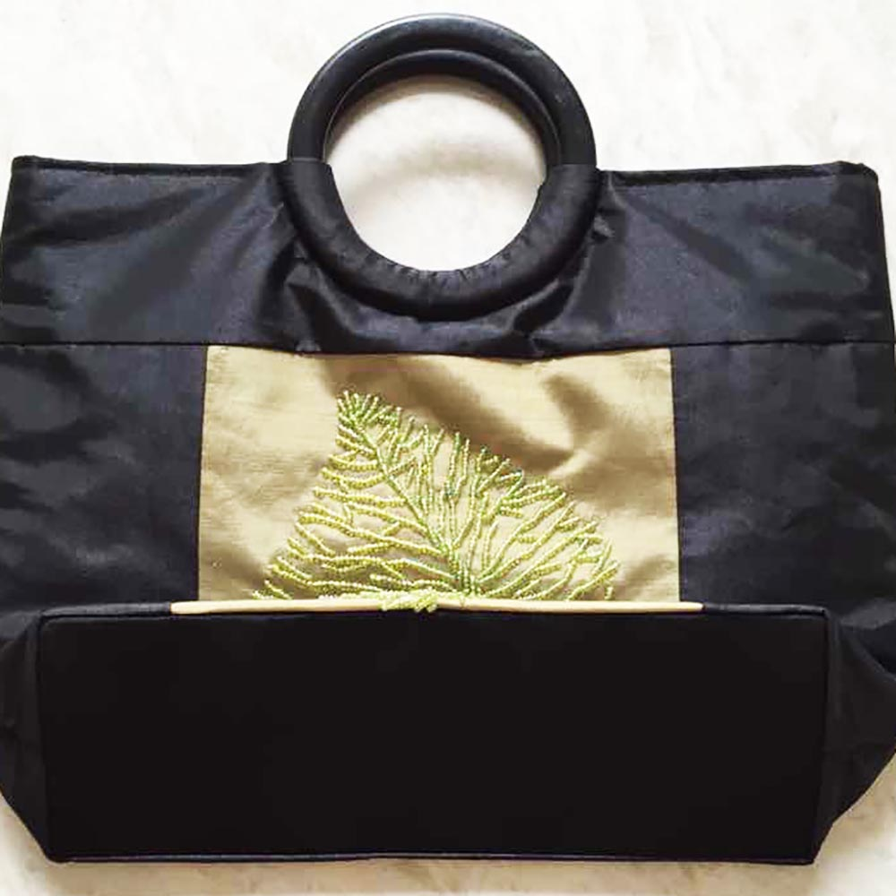 Cheap Vietnam silk bags