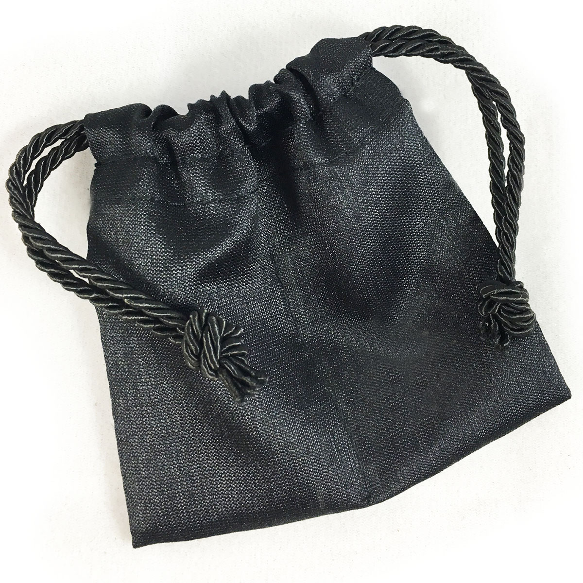 earring silk jewelry drawstring bag