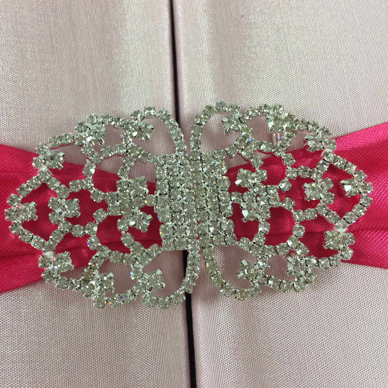 diamond wedding brooch