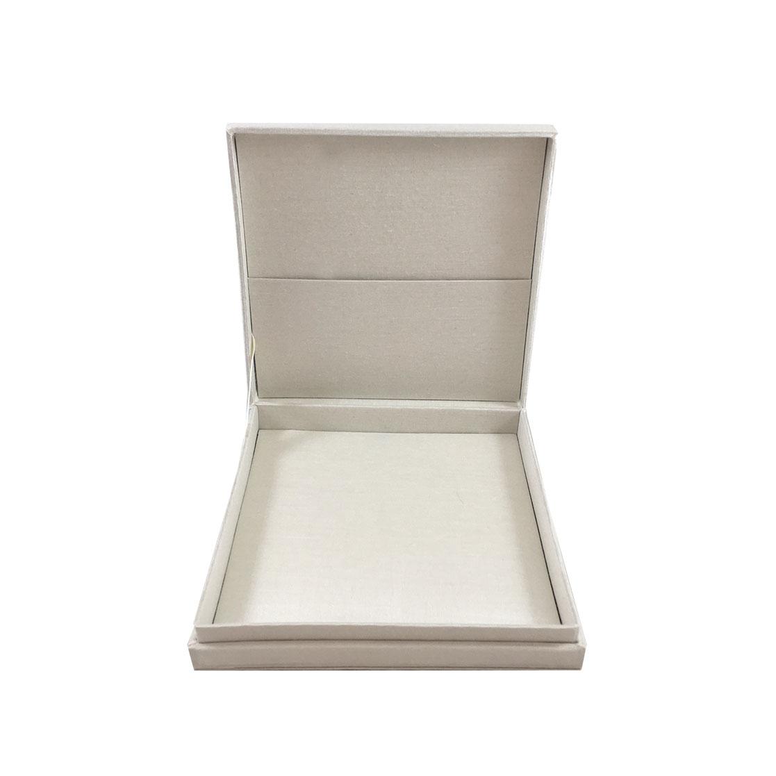 ivory box with pocket holder