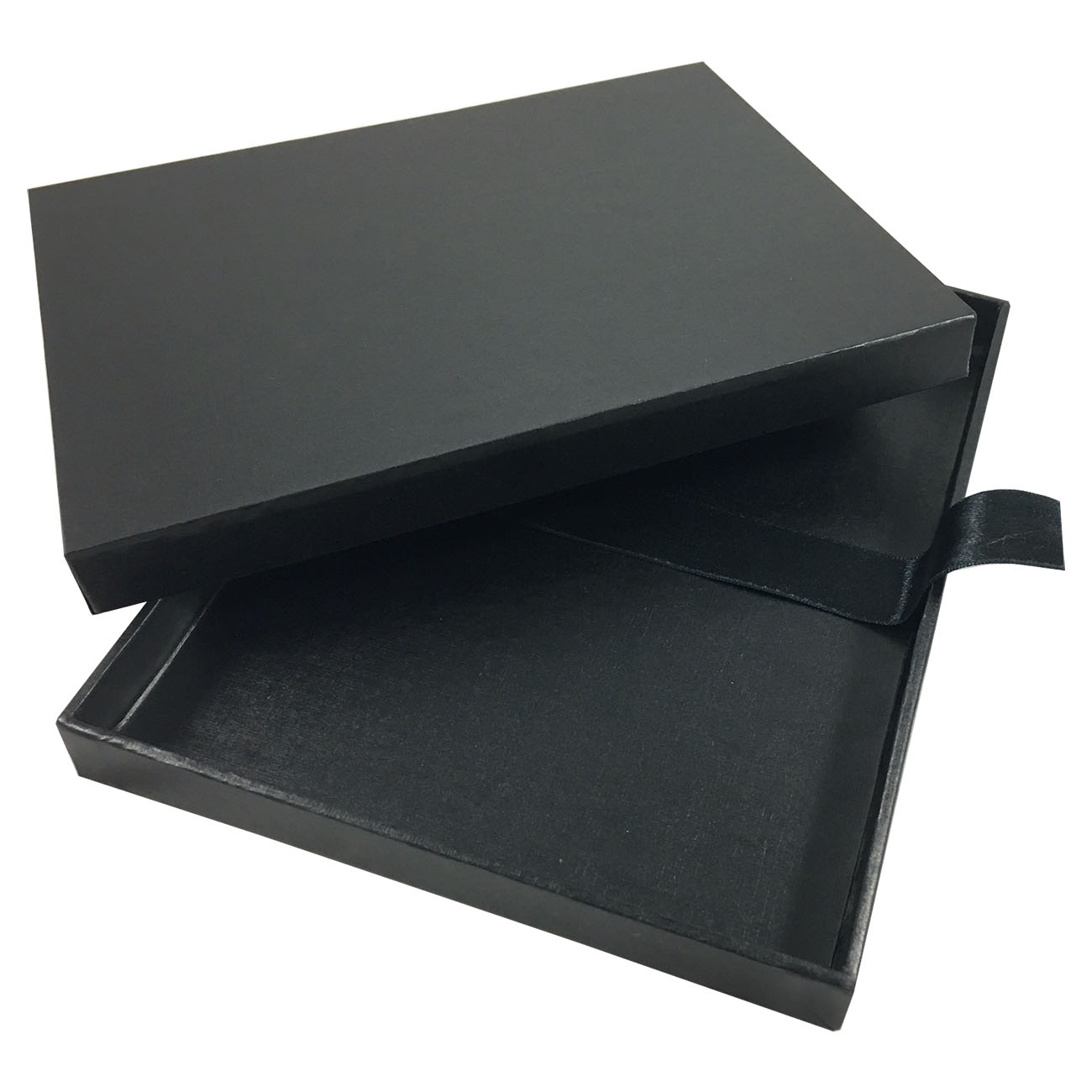 black mailer for wedding invitations