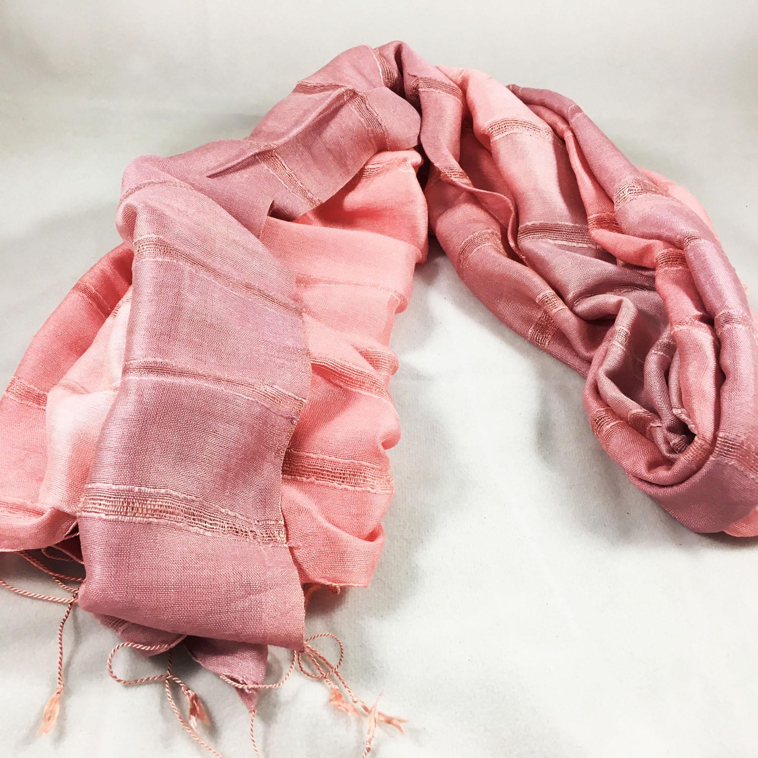 Beautiful silk scarf