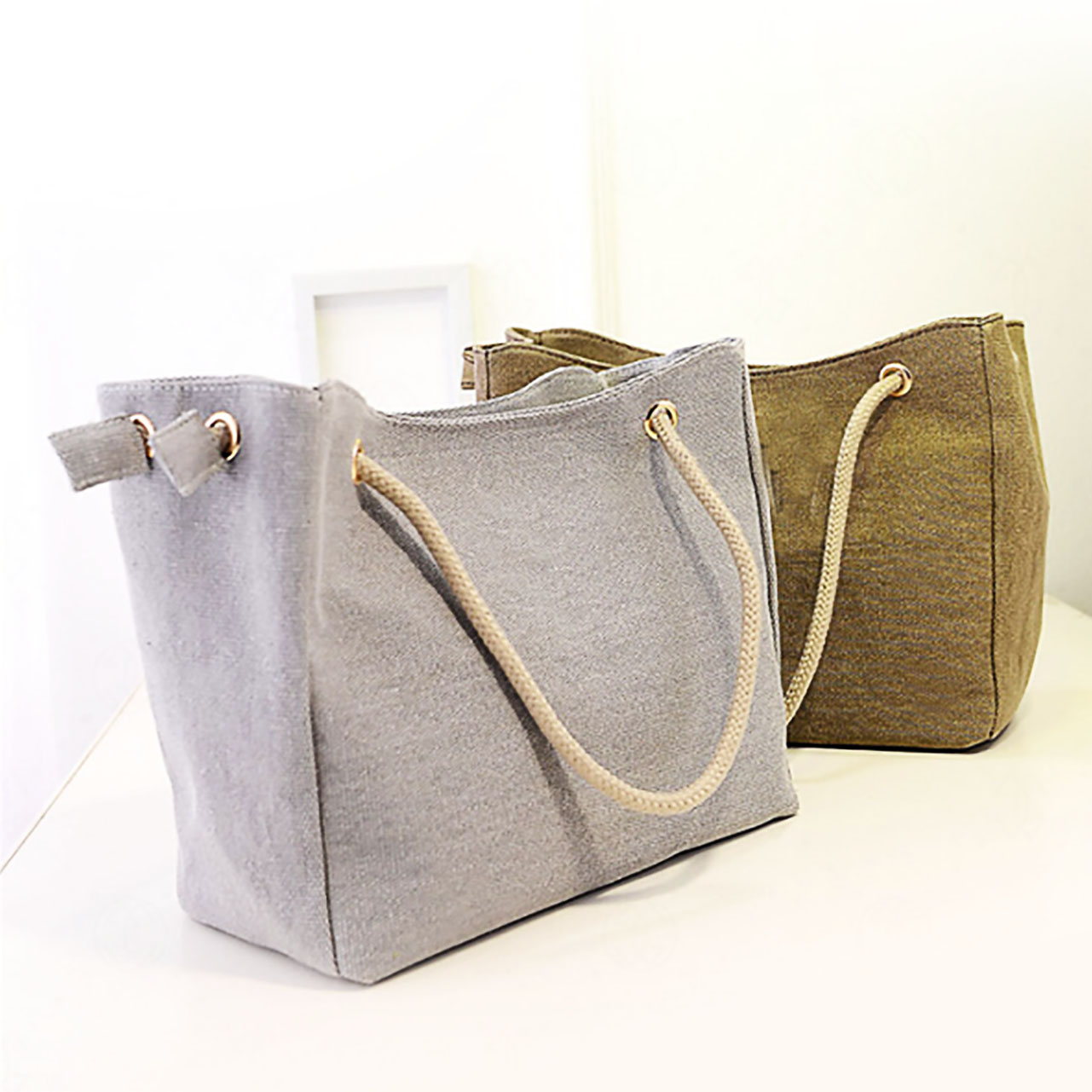 Hemp Fashion Bags