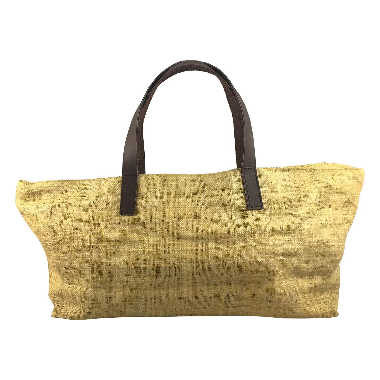 Hemp Handbags From Thailand