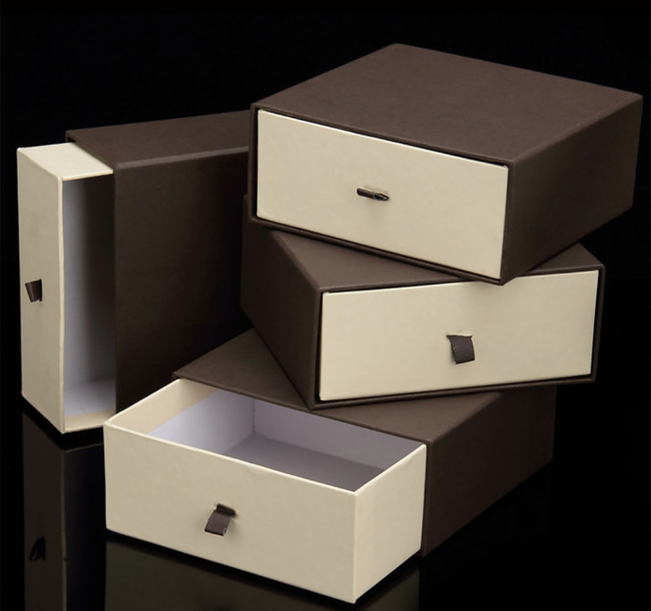 cardboard paper drawer boxes
