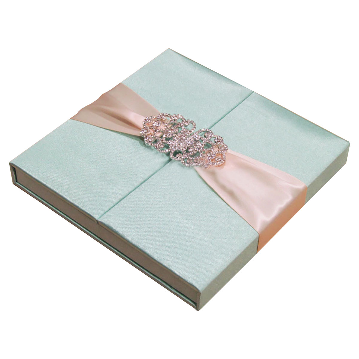 tiffany cotton wedding box