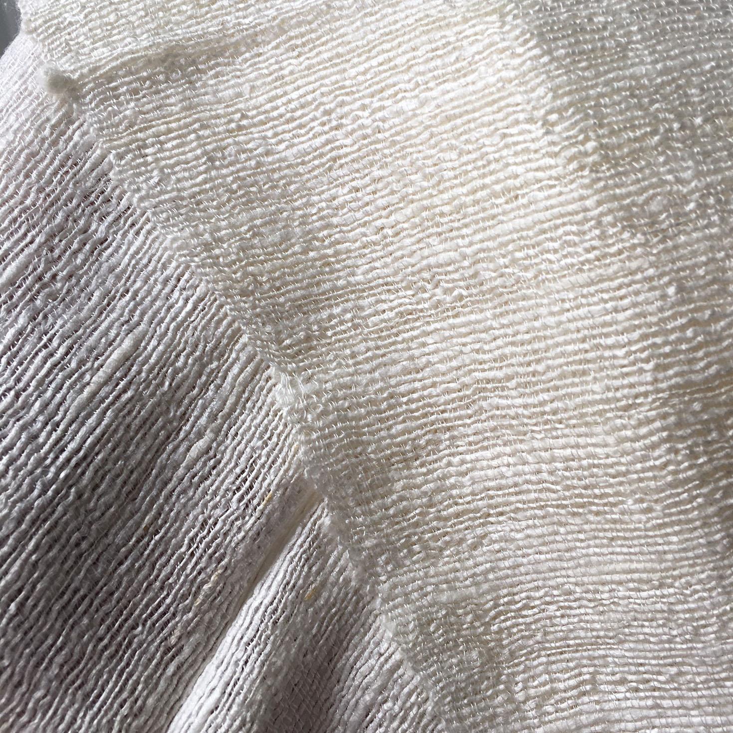 Thai silk shawl