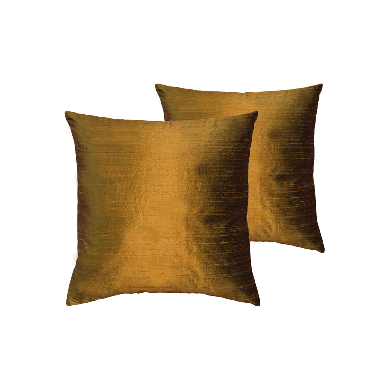 asian decor silk cushions