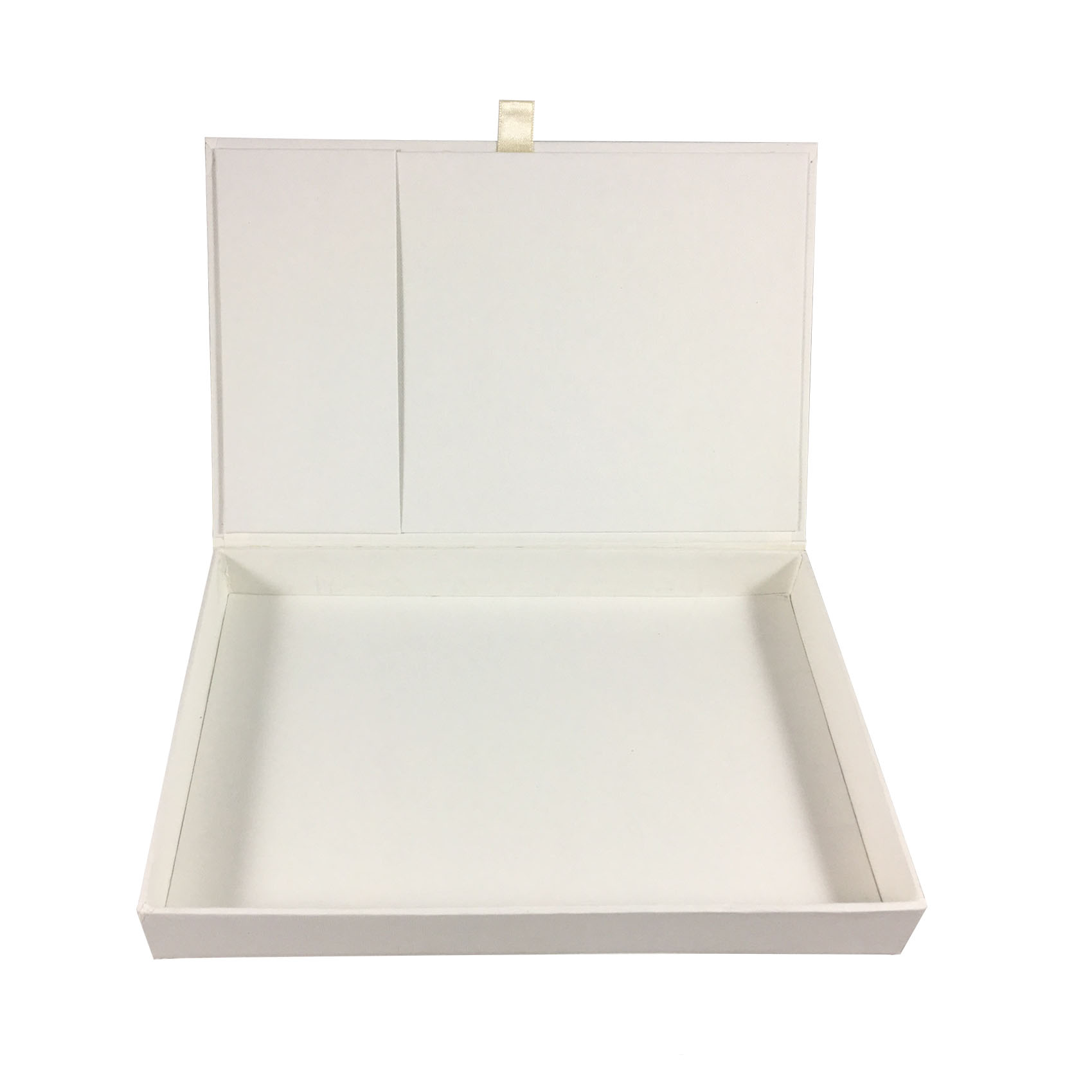 ivory paper invitation box