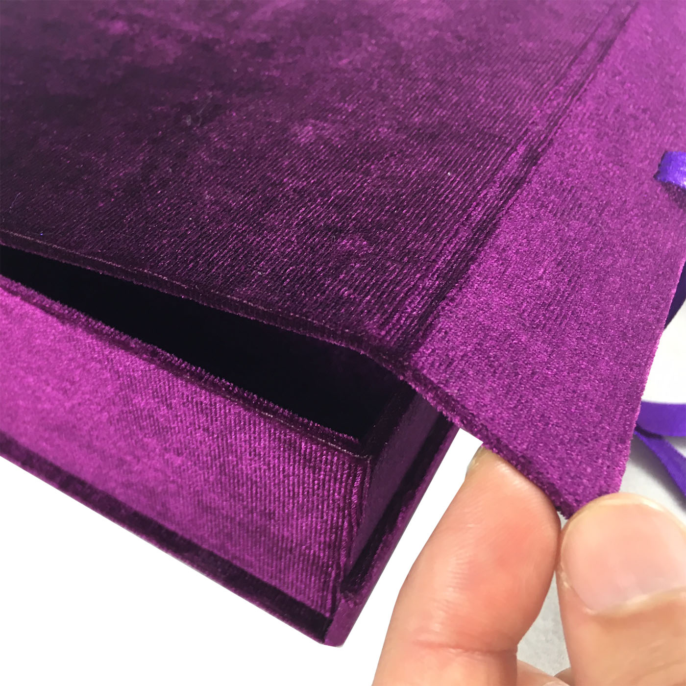 velvet packaging boxes