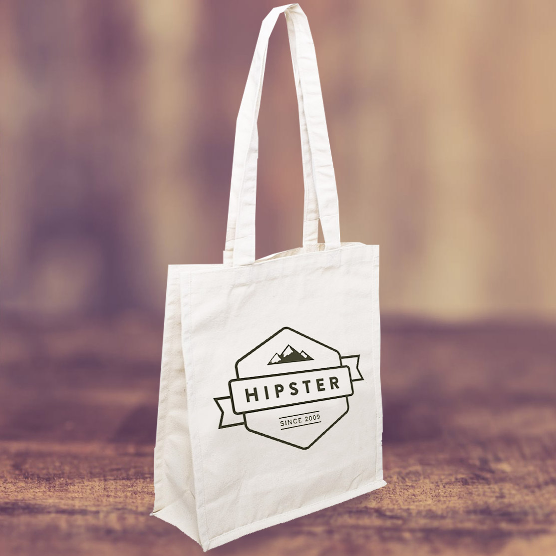 quality cotton shopping bags