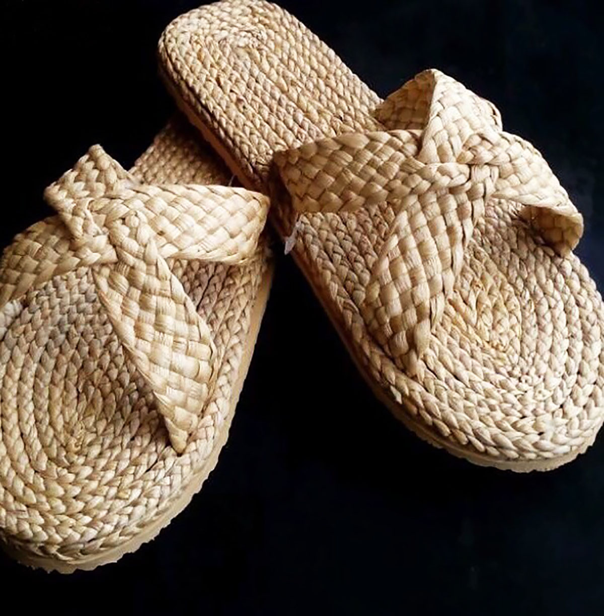 seagrass slipper from Thailand