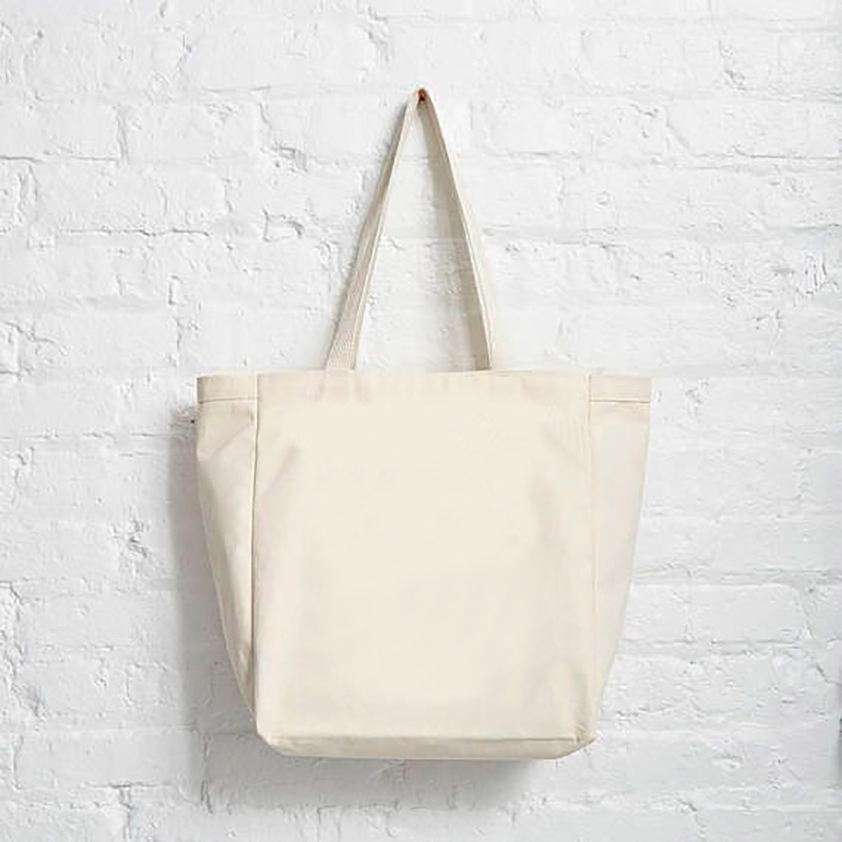 Stylish reusable cotton grocery bags