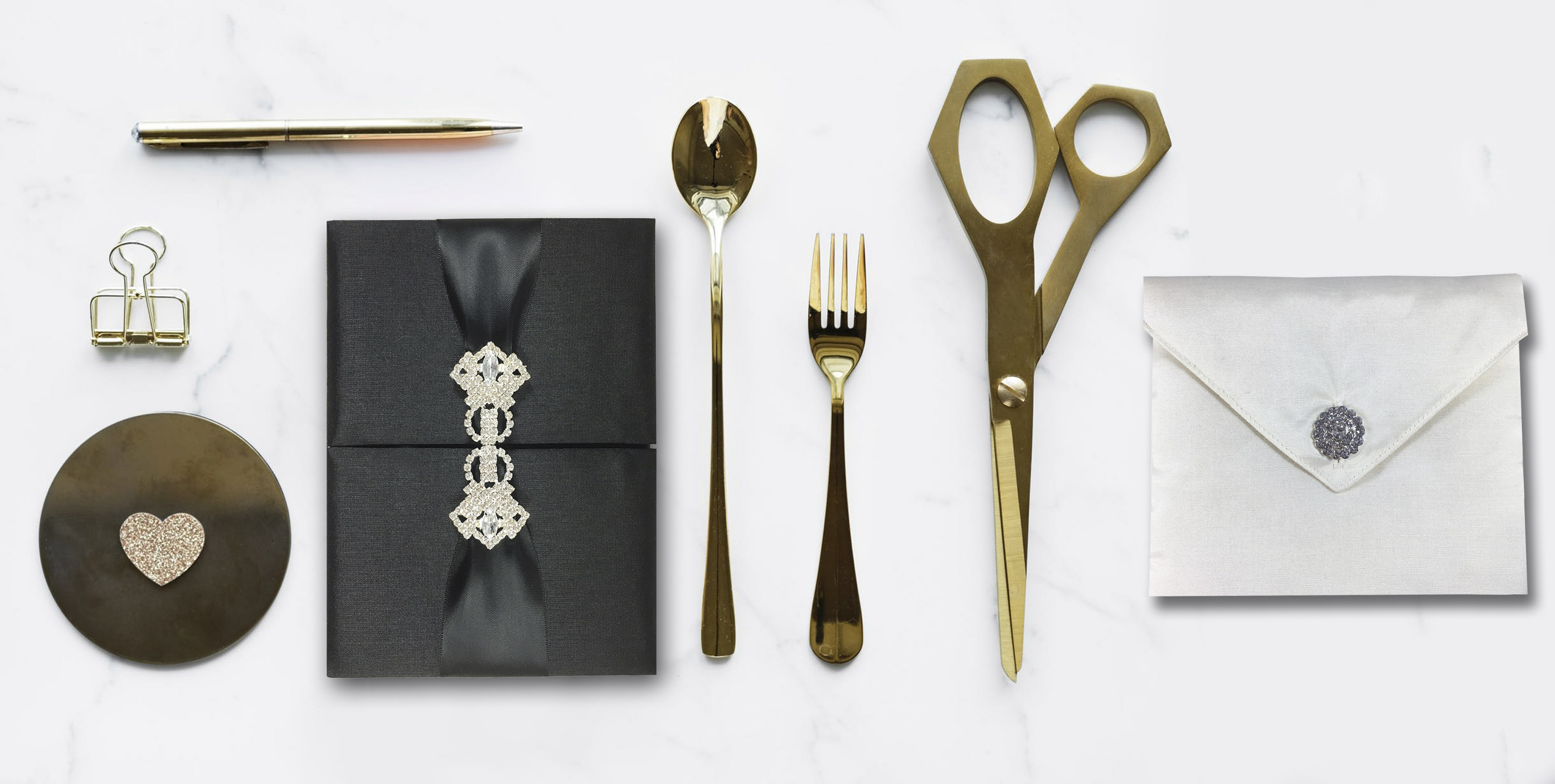 Luxury Invitations & Stationary Designer