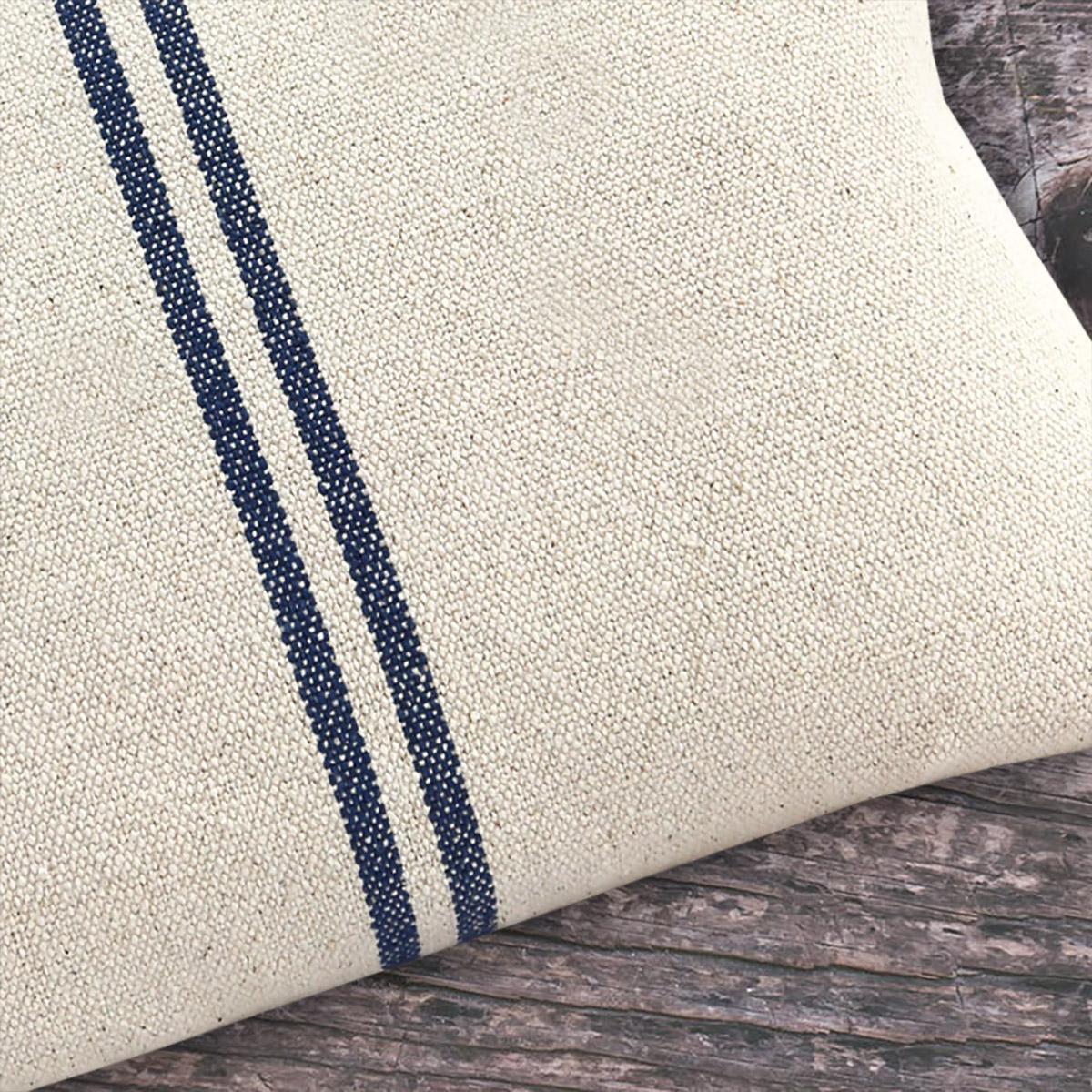 handmade hemp cushions