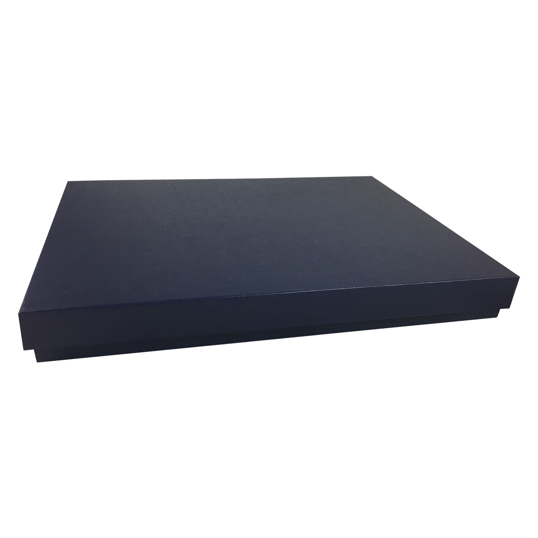 closed lift lid paper box