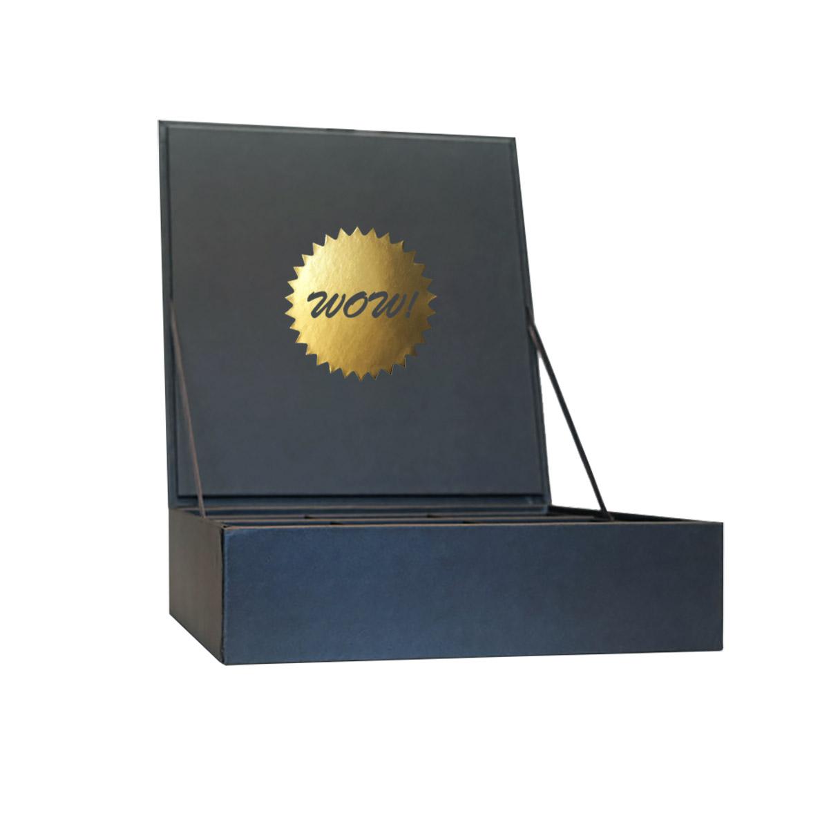 Logo paper box