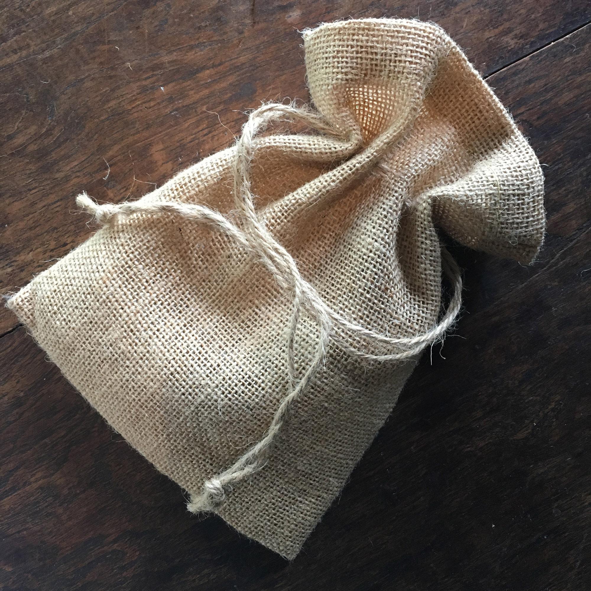 drawstring eco bag from Thailand