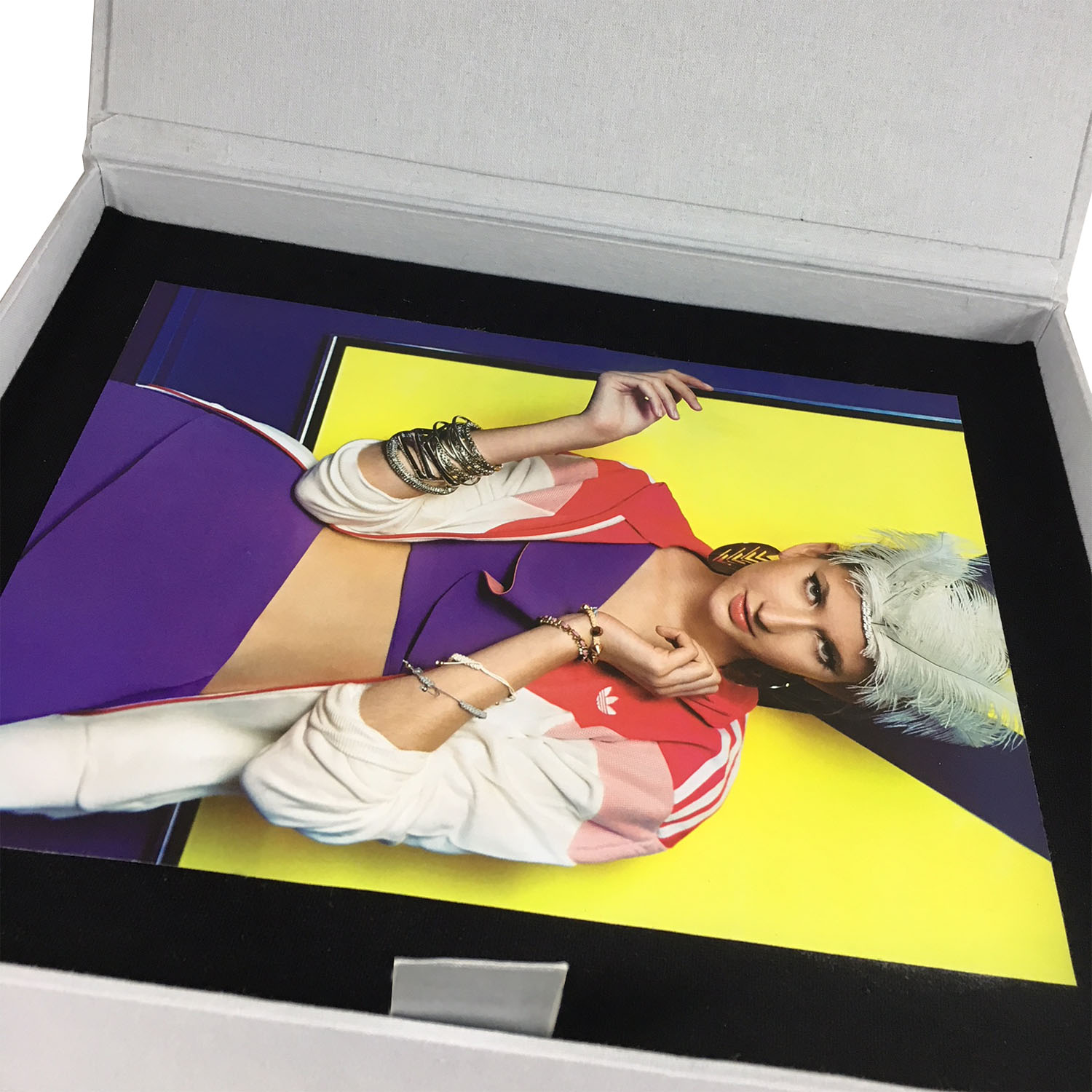 photo usb packaging box