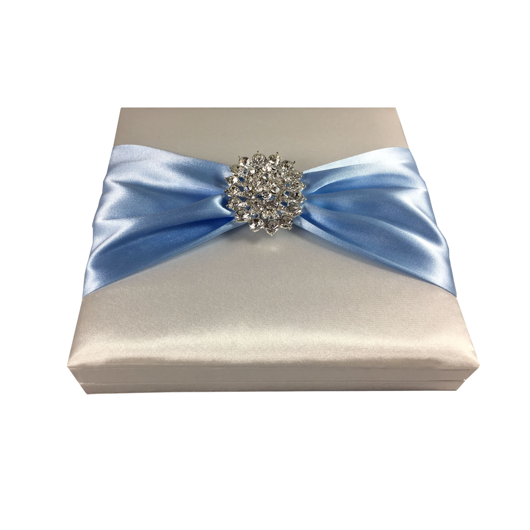 Extravagant boxed wedding invitations