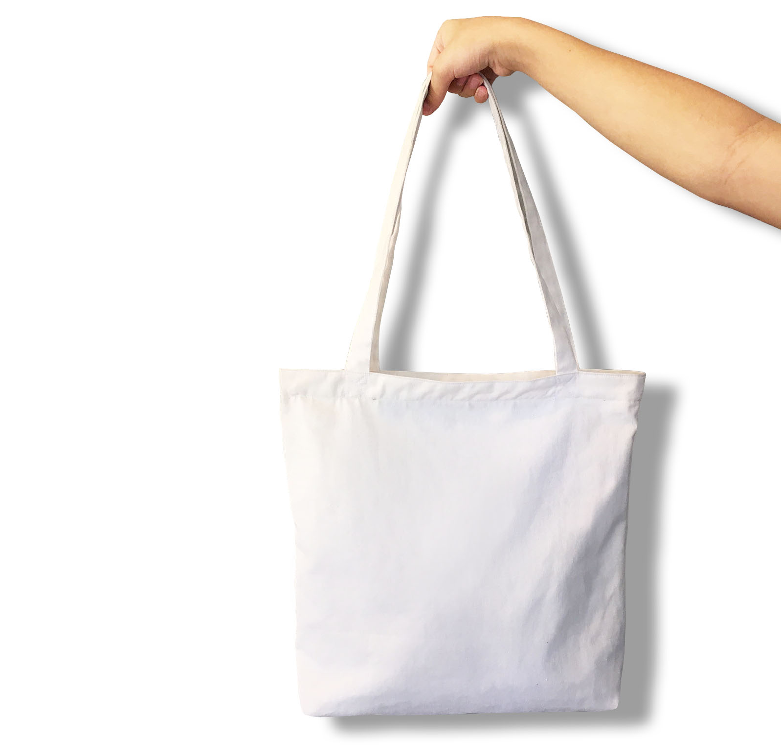 Large canvas bag for grocery