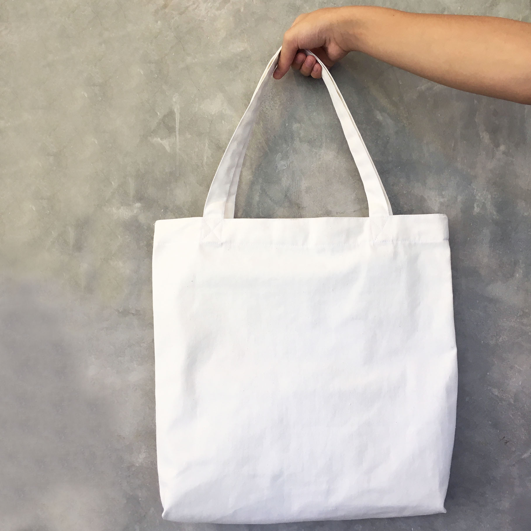Classic canvas totes