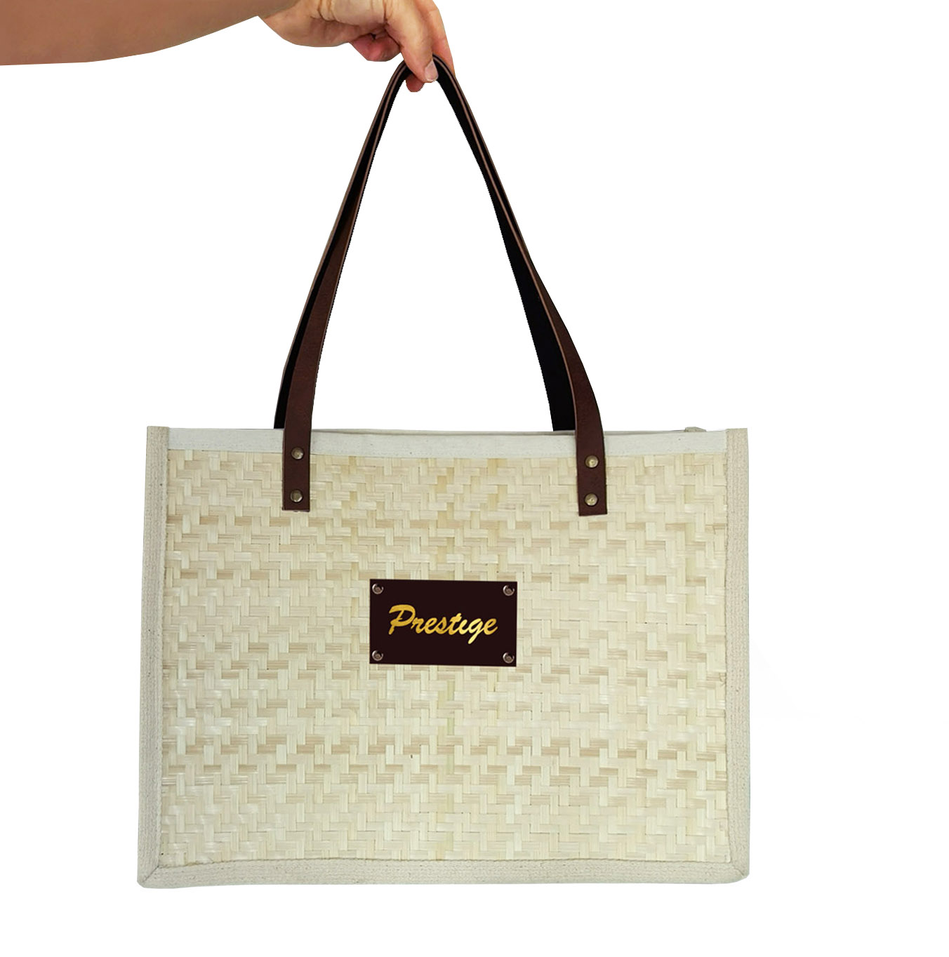 Eco-friendly bamboo bag