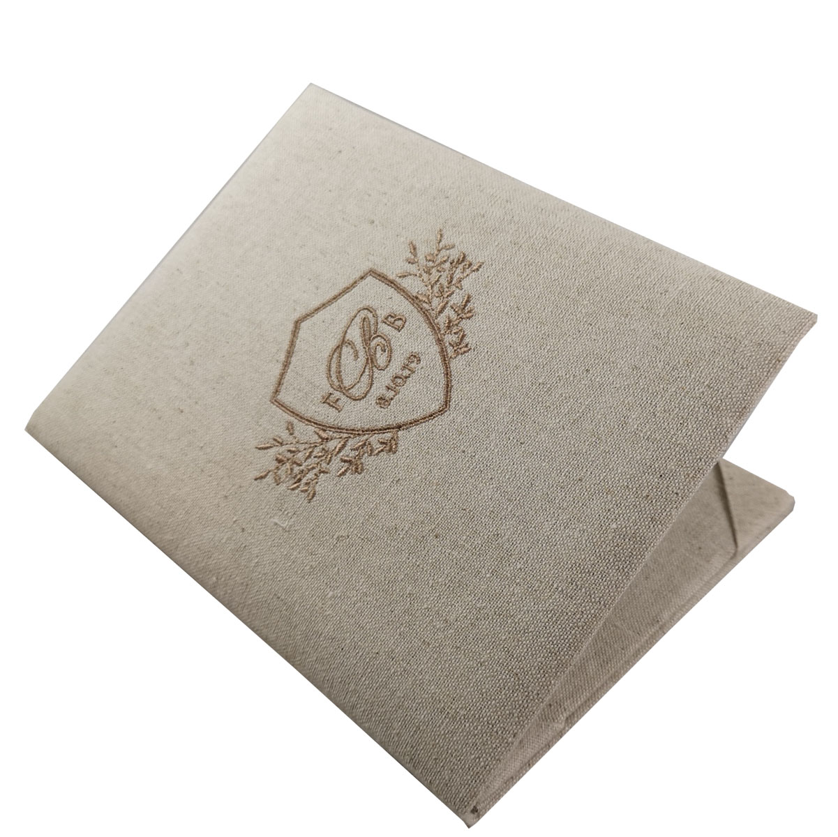 Buy high quality linen invitations online