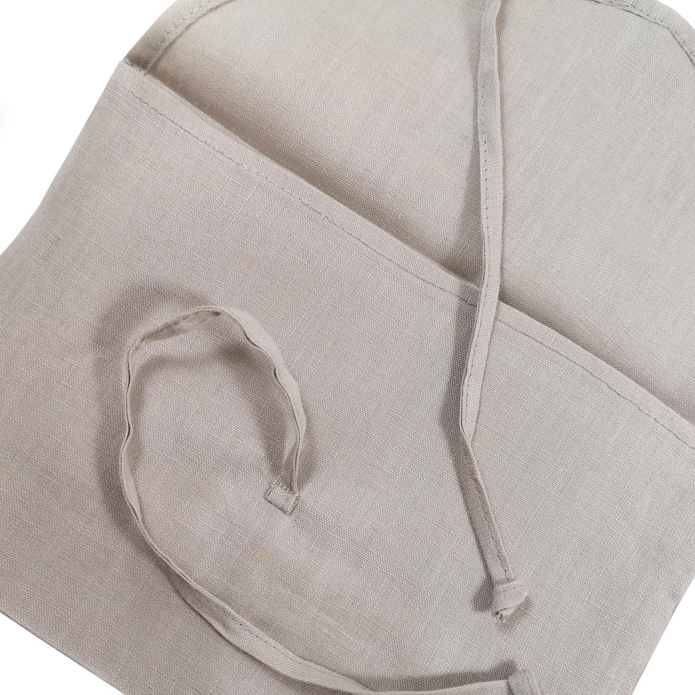 eco linen pouch