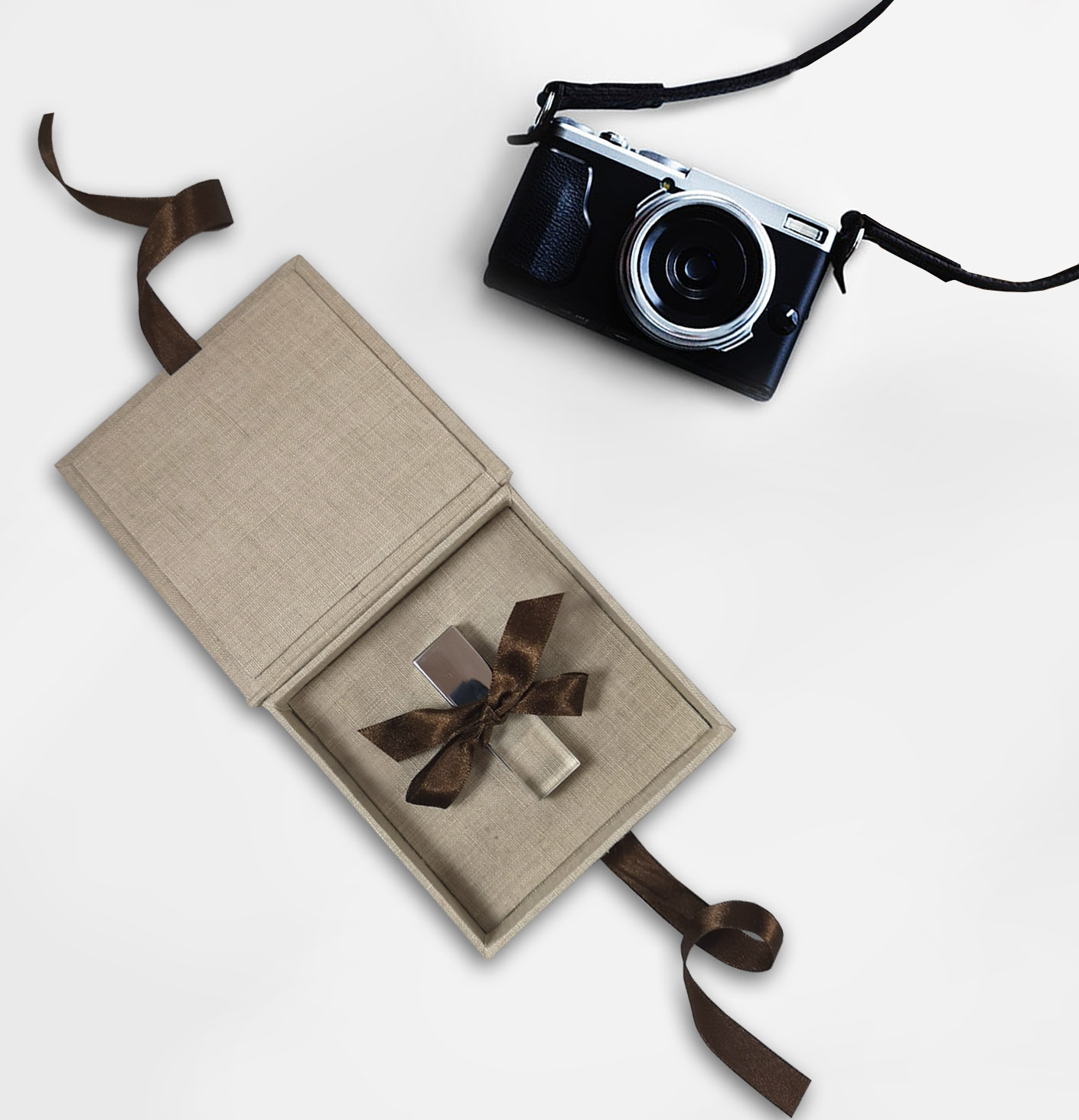 Custom USB Linen Box By Dennis Wisser