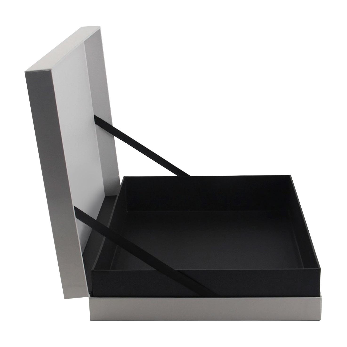Luxury logo paper packaging box