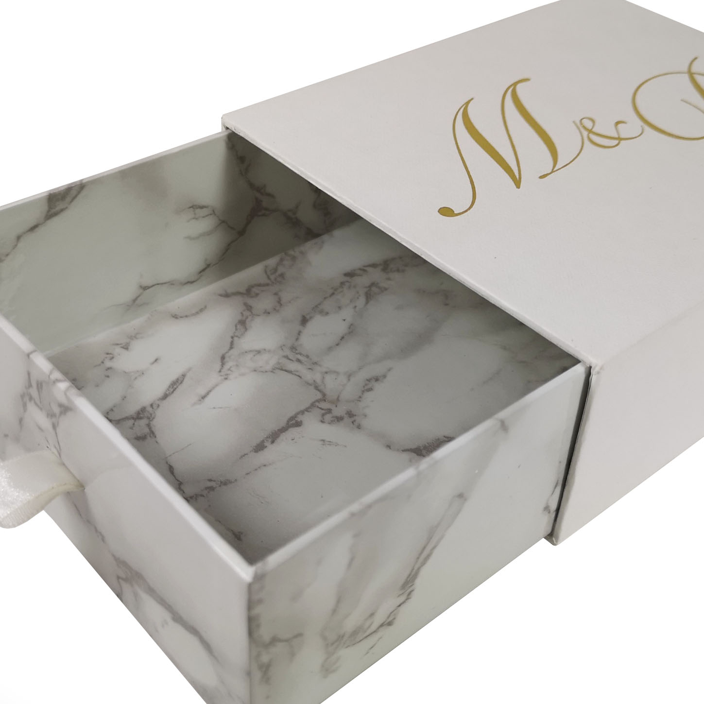 marble drawer box