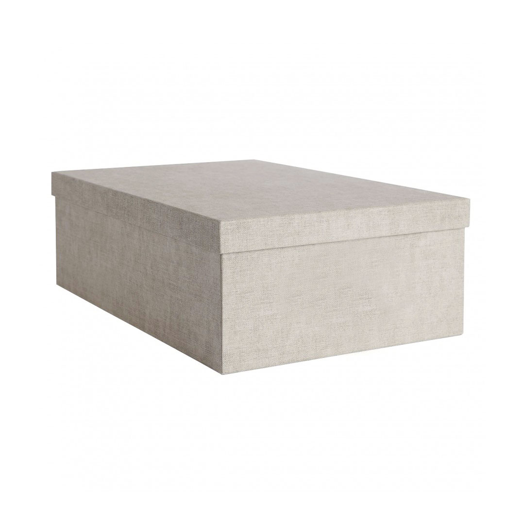 Rectangle linen box