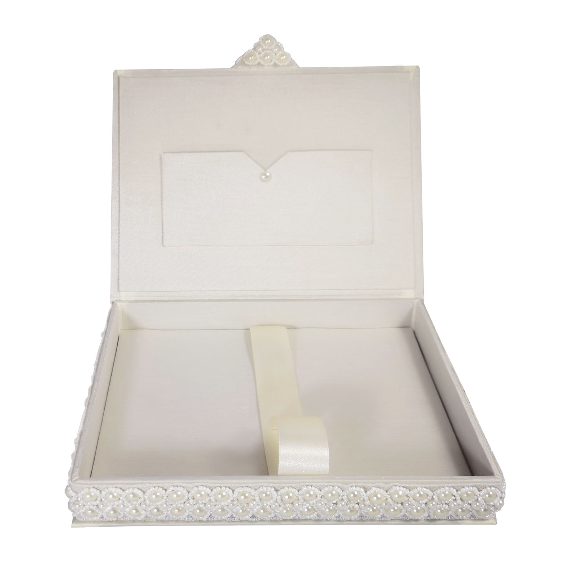 Pearl invitation box