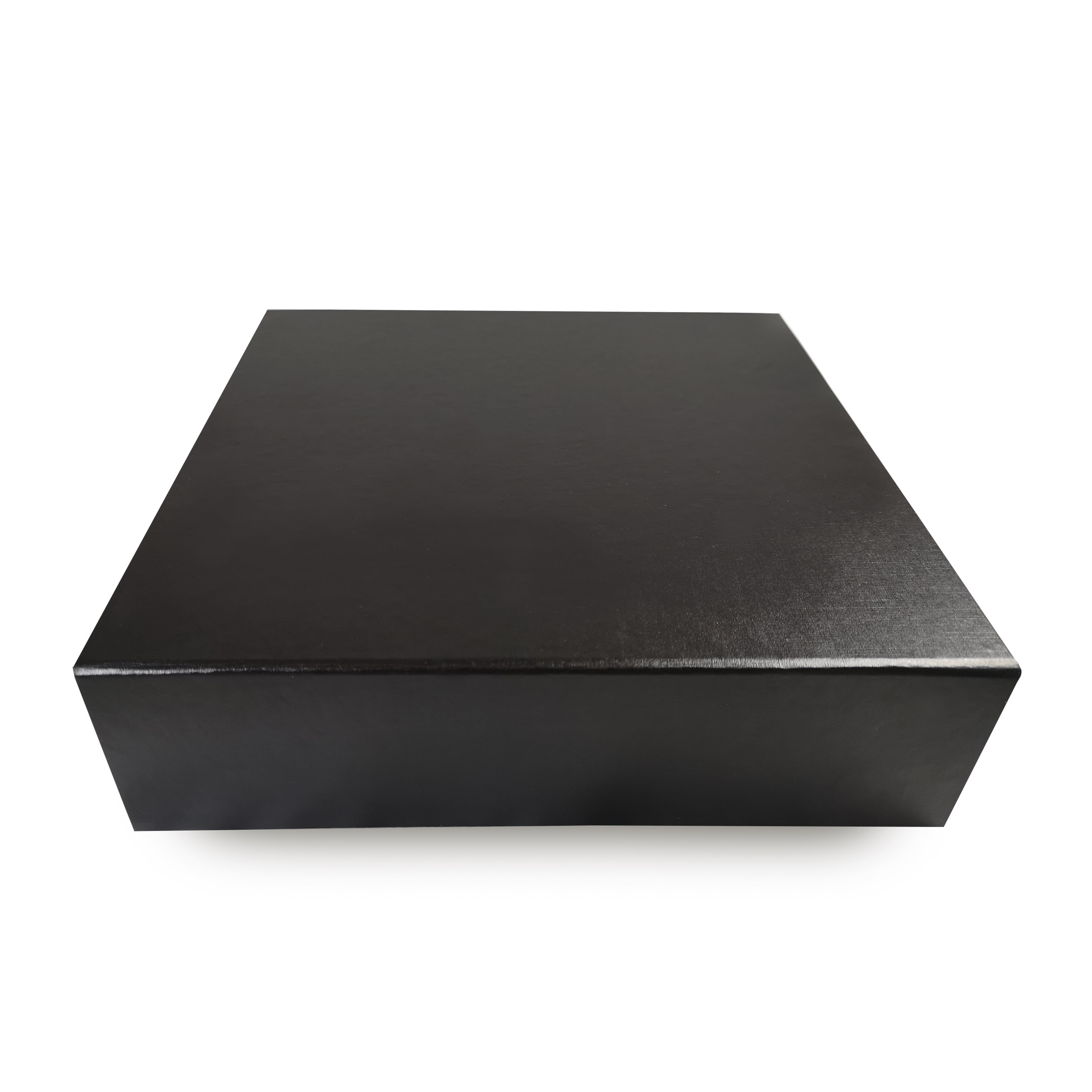 Luxury black folding box