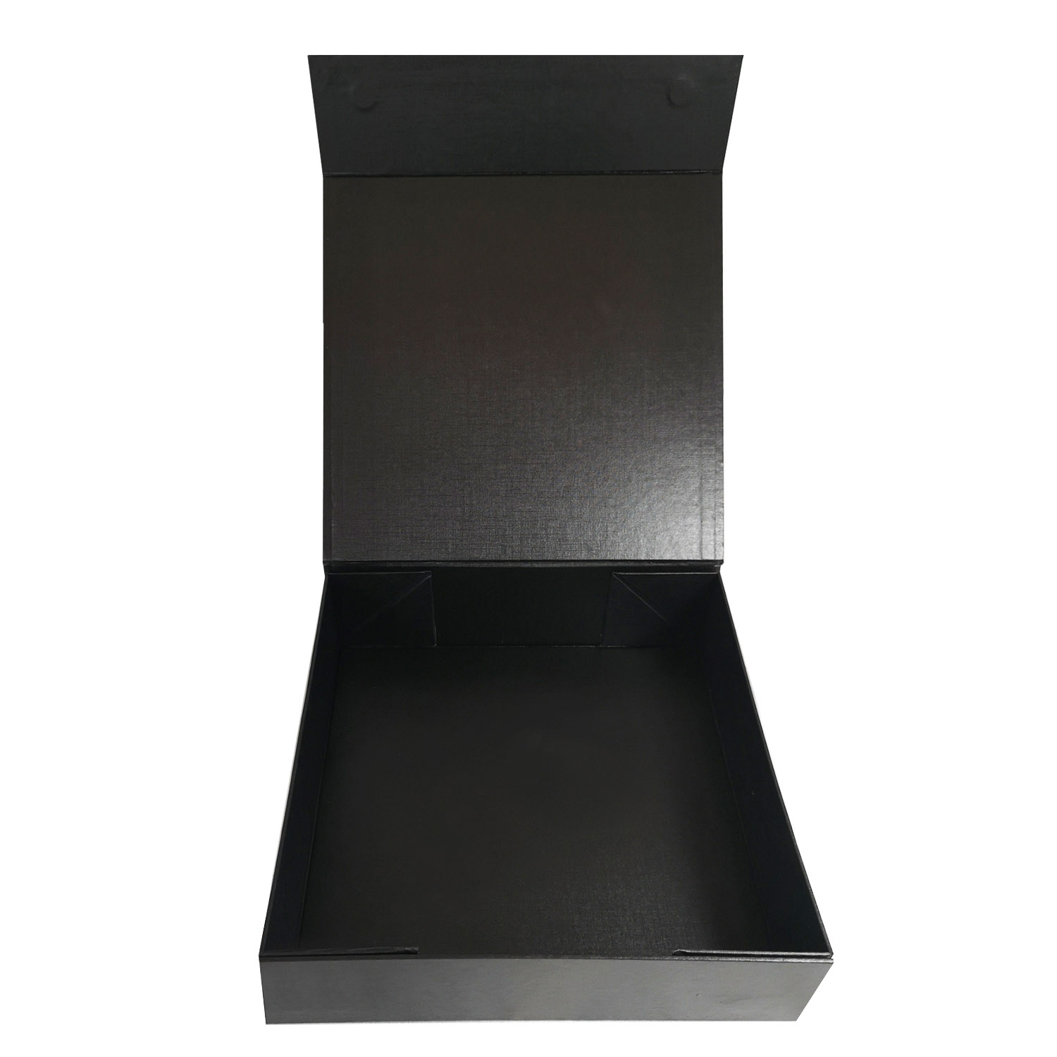 magnetic black folding box