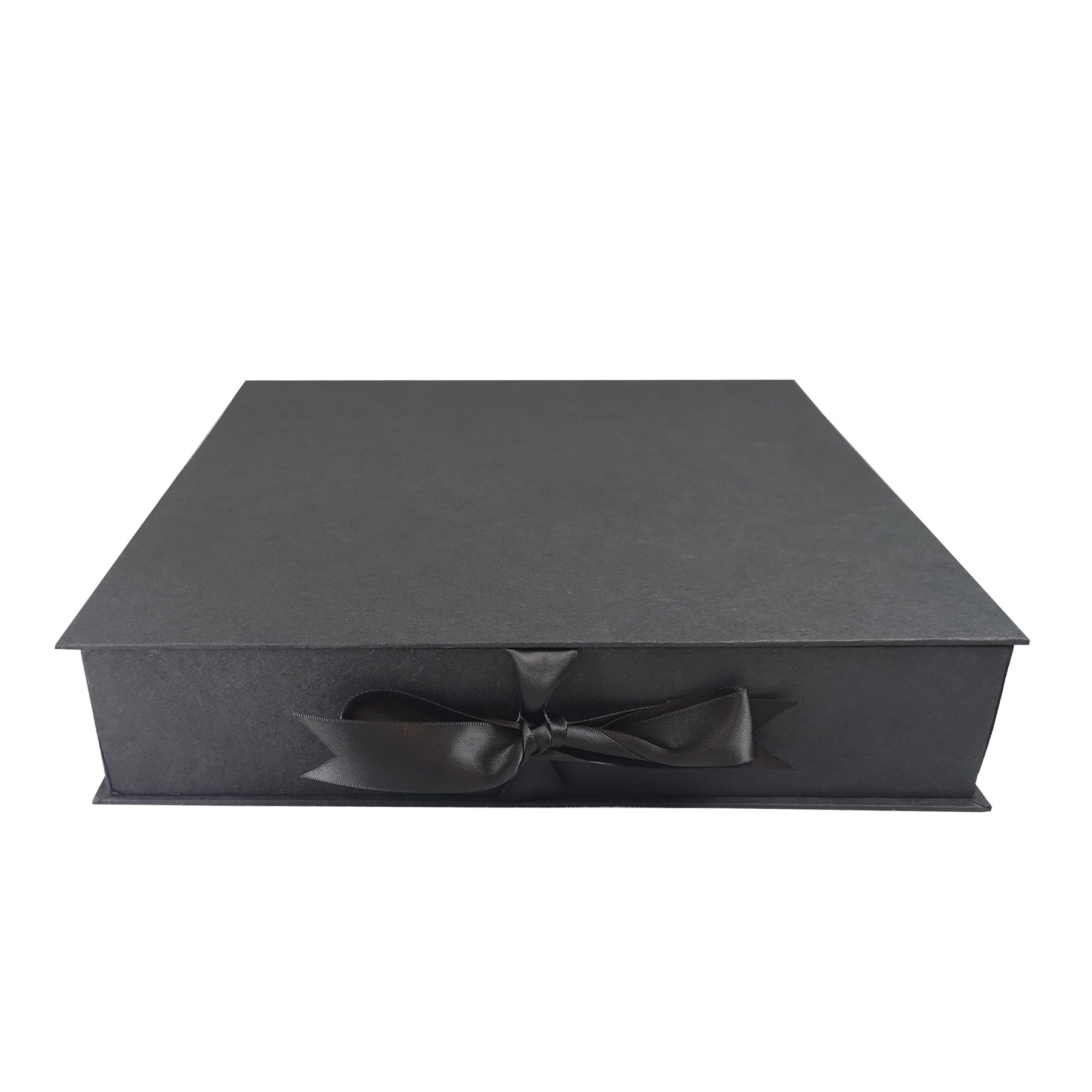 Black saa paper box