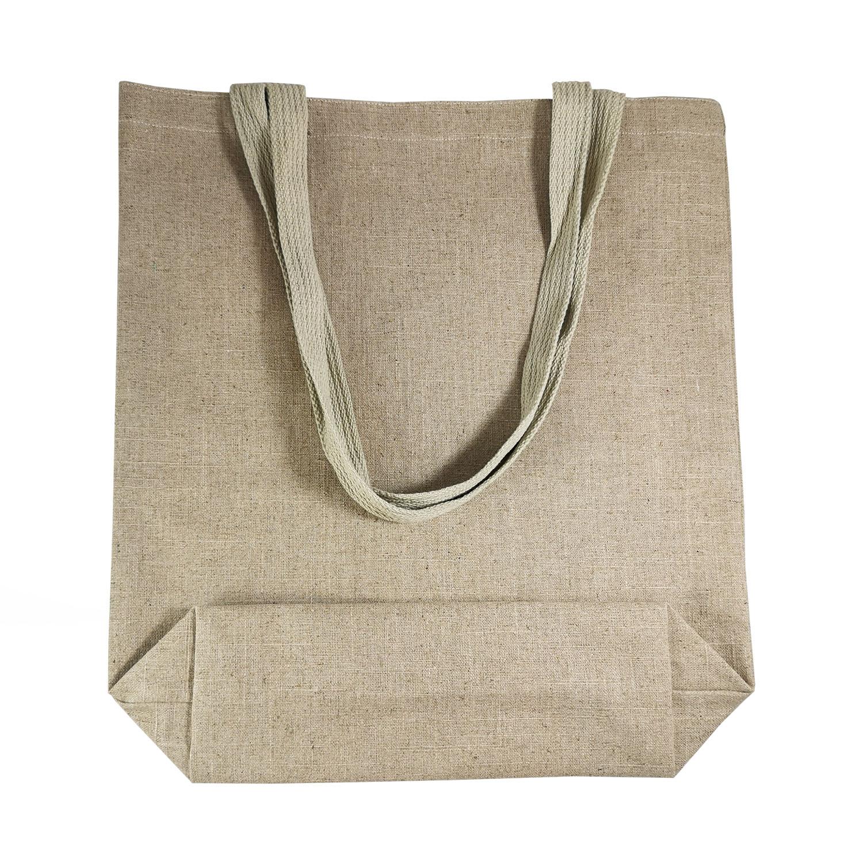 durable hemp tote bag